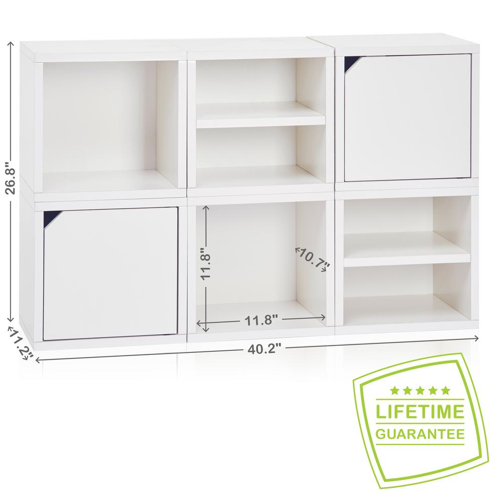 Connect System 40.2 in. W x 26.8 in. H Modular Eco
