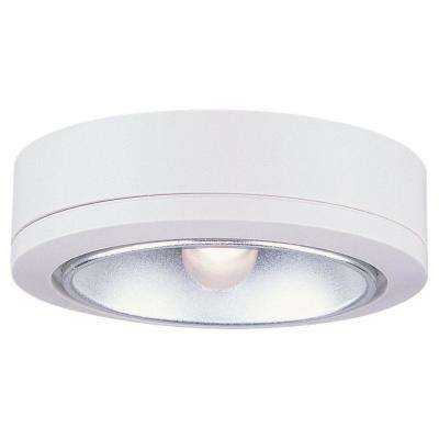Ambiance White Xenon 40 Degree Beam Task Disk Light