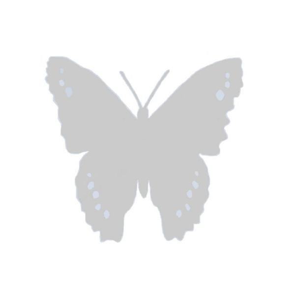 WindowAlert UV Butterfly Decal (4-Pack)