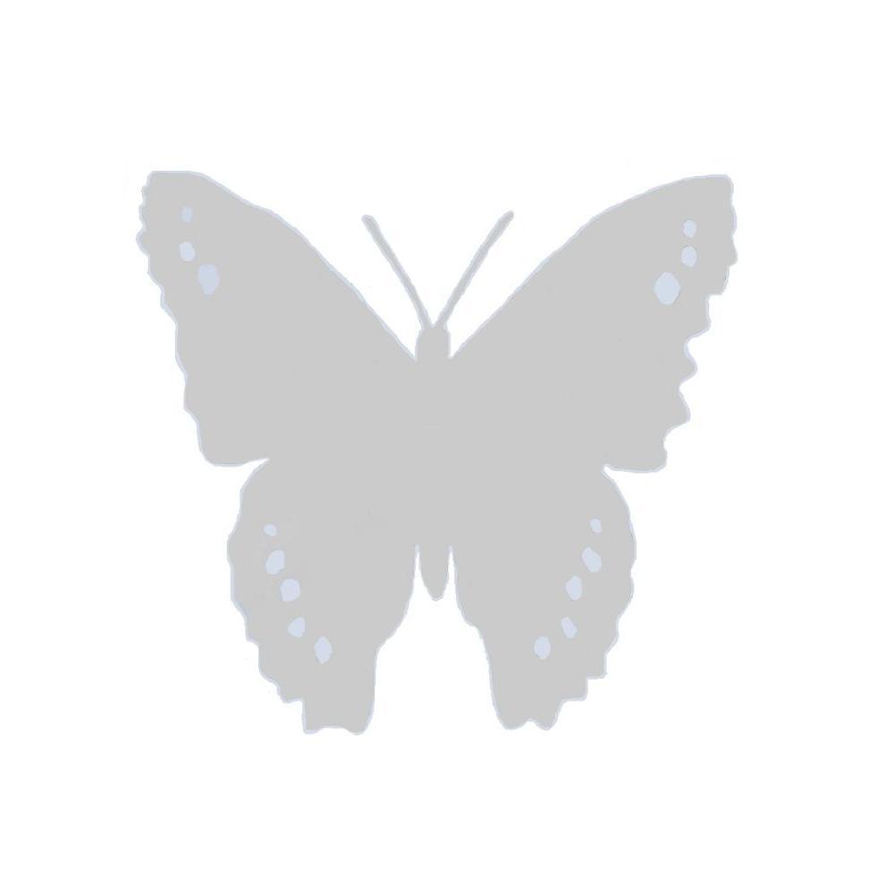 Make Em Move Windowalert Uv Butterfly Decal 4 Pack Wa 001 The Home Depot
