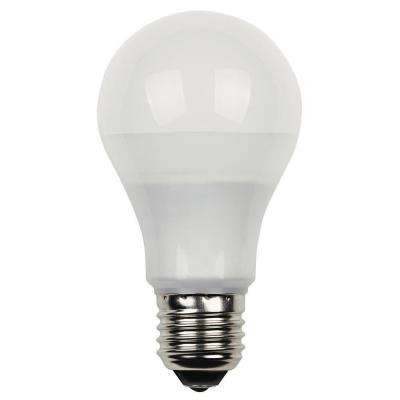 60W Equivalent Soft White A19 Dimmable LED ENERGY STAR Light Bulb
