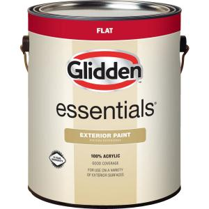 Base 3 Flat Exterior Paint Gle 5013n 01 The Home Depot