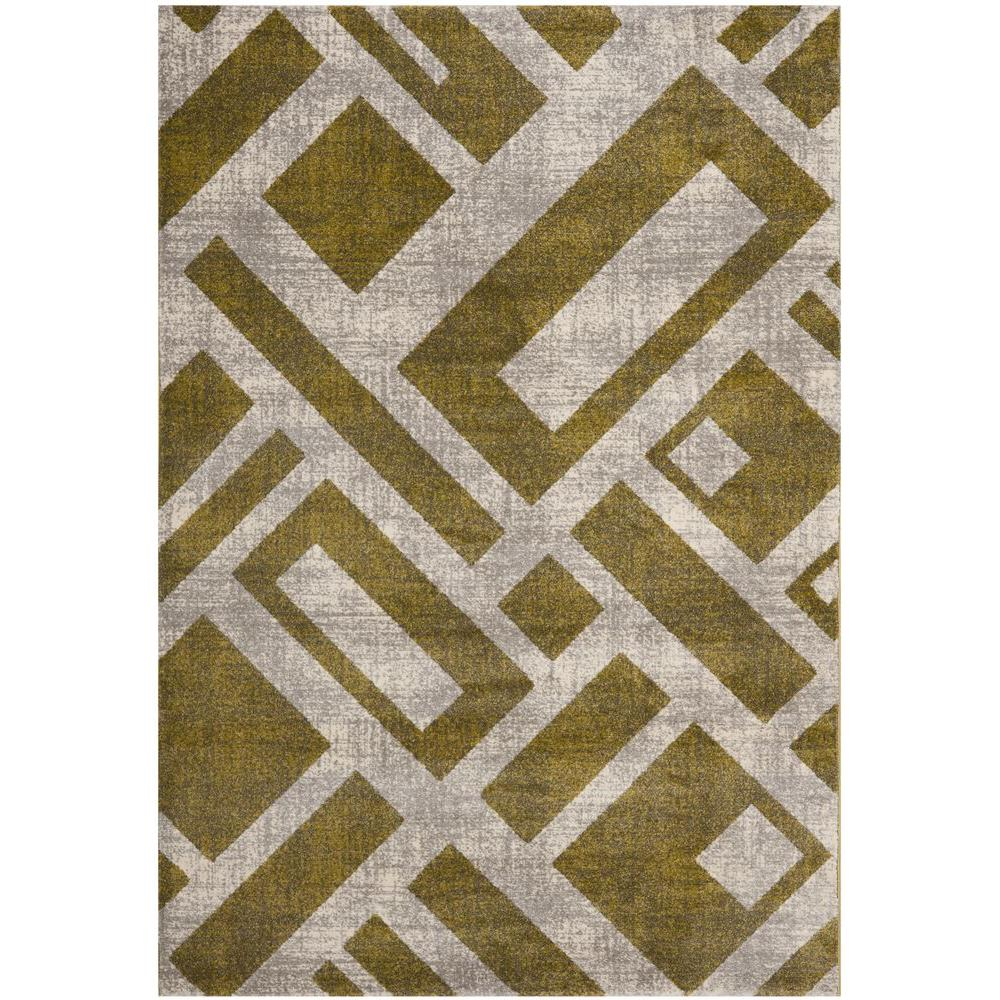 Safavieh Porcello Ivory 8 Ft X 11 Ft 2 In Area Rug