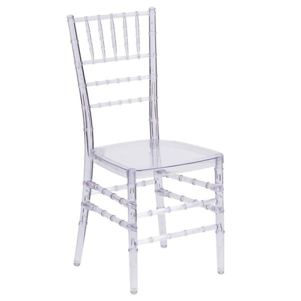 Carnegy Avenue Clear Accent Chair CGA-BH-9531-CR-HD