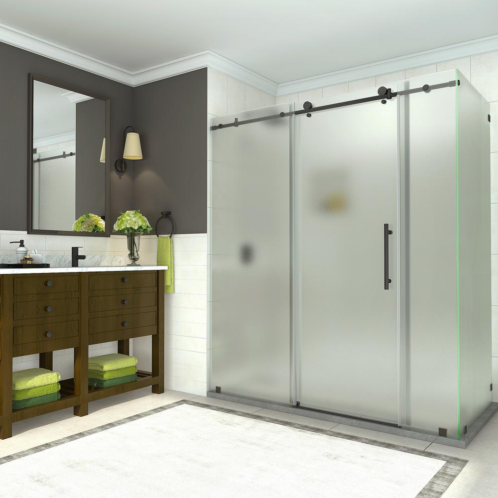 Coraline 68 - 72 x 33.875 x 76 in. Completely Frameless