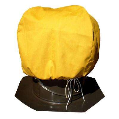14 in. x 14 in. x 20 in. Heavy Duty Turbine Vent Cover