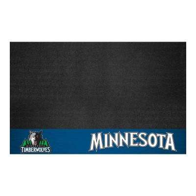 Minnesota Timberwolves 26 in. x 42 in. Grill Mat