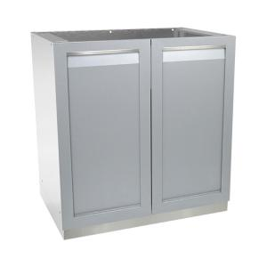 4 Life Outdoor Stainless Steel Assembled 32x35x24 in ...