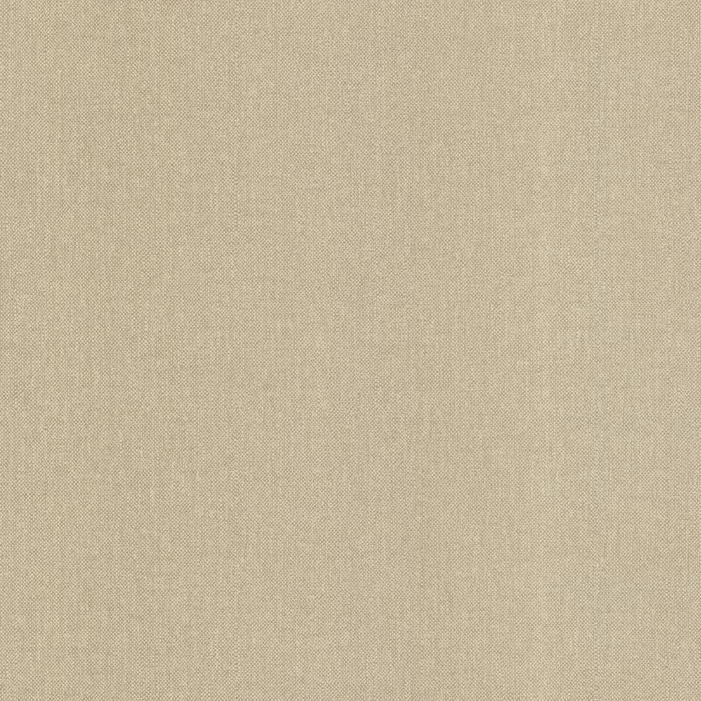 Albin Light Brown Linen Texture Wallpaper