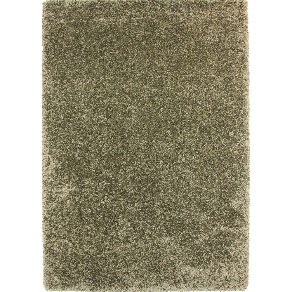Home Decorators Collection Hanford Shag Avocado 7 ft. 10 in. x 10 ft. Area Rug