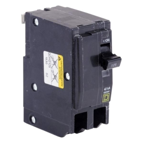 QO 80 Amp 22kA 2-Pole Plug-In Circuit Breaker