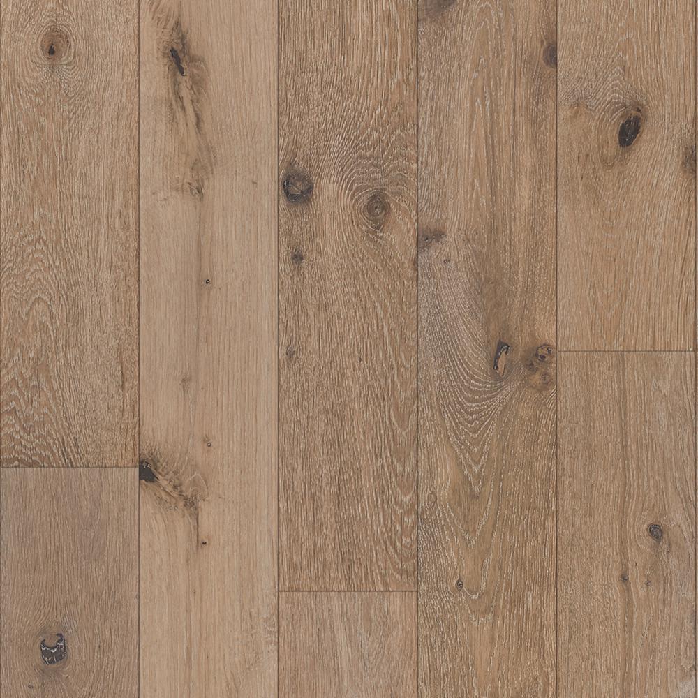 Oak Tate 1/4 in. T x 5 in. W x Varying Length Waterproof Engineered Hardwood Flooring (16.68 sq. ft.)