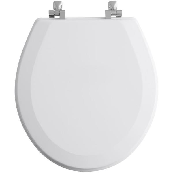 Toilet seat suitable Keramag Felino Stainless Steel Hinges Automatic Closing Removable