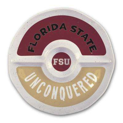 Florida State 15 in. Chip and Dip Server