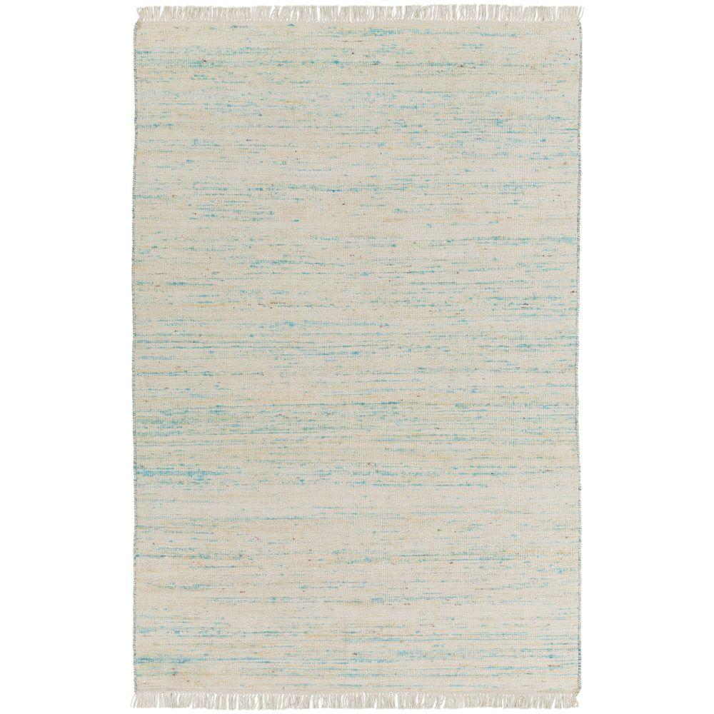 Maxfield White 9 ft. x 12 ft. Indoor Area Rug