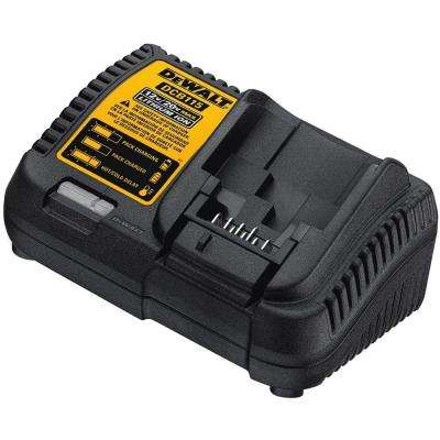 12-Volt to 20-Volt Lithium-Ion Battery Charger
