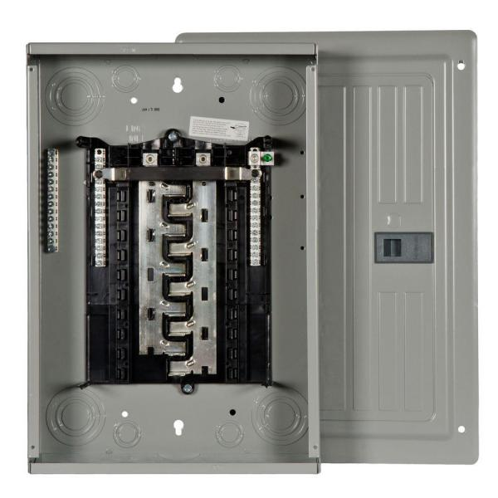 ES Series 125 Amp 20-Space 24-Circuit Main Lug Indoor Load Center