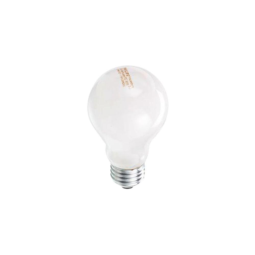 Ecosmart 40w Equivalent Soft White A19 Dimmable Filament: EcoSmart 100W Equivalent Eco-Incandescent A19 Soft White