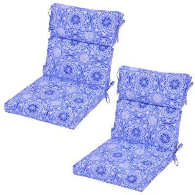 Outdoor Dining Chair Cushions Outdoor Chair Cushions The Home Depot
