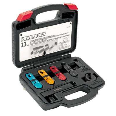 Fuel and Transmission Line Disconnect Kit