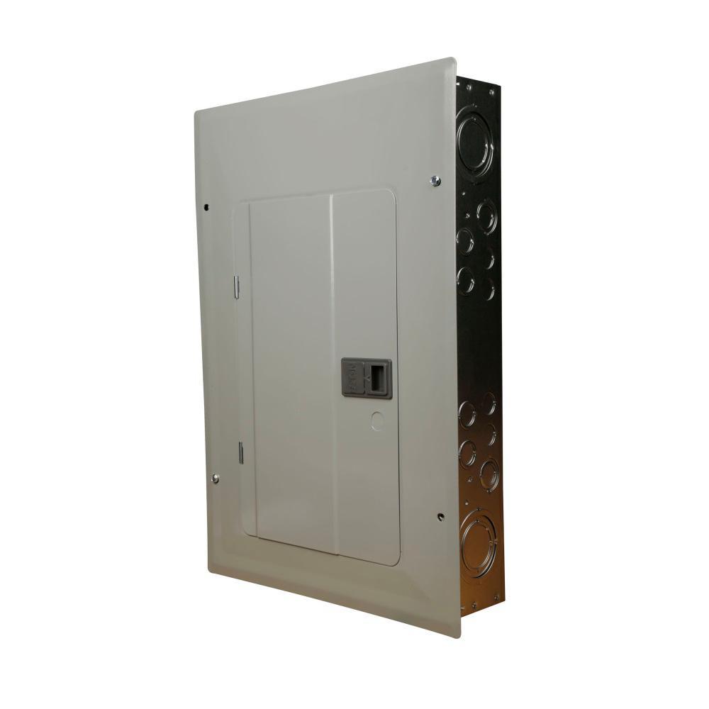 BR 125 Amp 40-Circuit Indoor Main Lug Plug-On Neutral Load Center