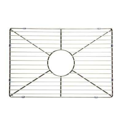 ABGR2418 20 in. Grid for Kitchen Sinks AB2418SB-W, AB2418ARCH-W, AB2418UM-W in Brushed Stainless Steel