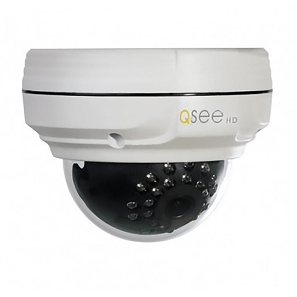 Indoor/Outdoor Dome IP H.265 4MP Security Camera