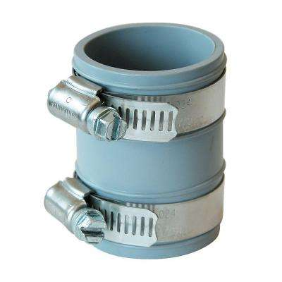 1-1/4 in. - 1-1/2 in. Flexible PVC Tubular Drain Connector