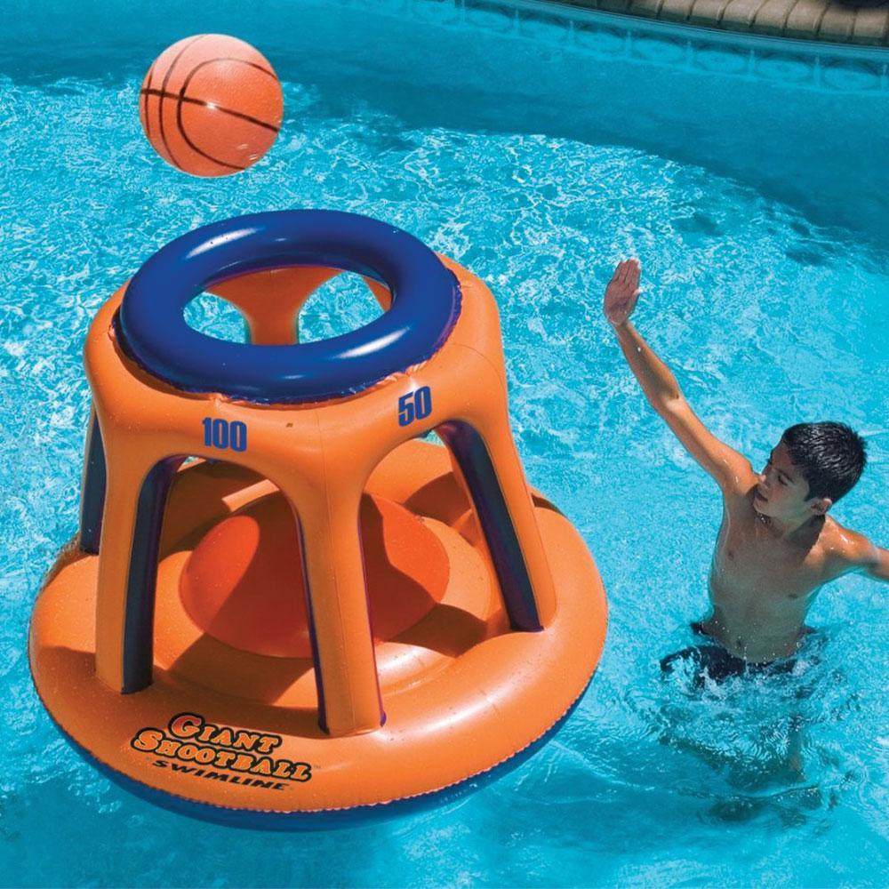 Giant Inflatable Shootball Pool Game