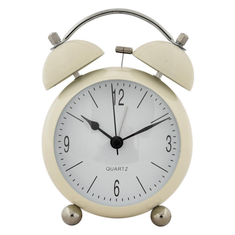 Clock Parts Quartz Clock Mechanism White Rounded Hands Make Your Own