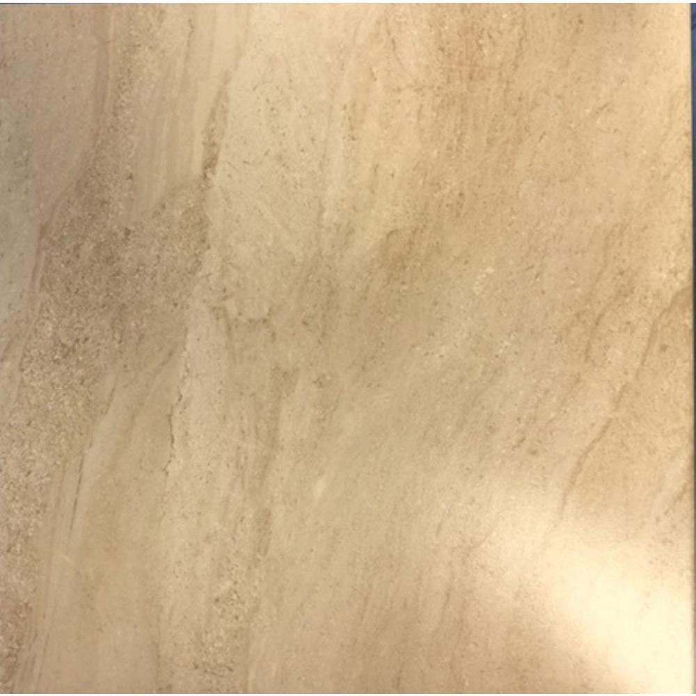 Trafficmaster parma beige 18 in x 18 in ceramic floor and wall trafficmaster parma beige 18 in x 18 in ceramic floor and wall tile dailygadgetfo Image collections