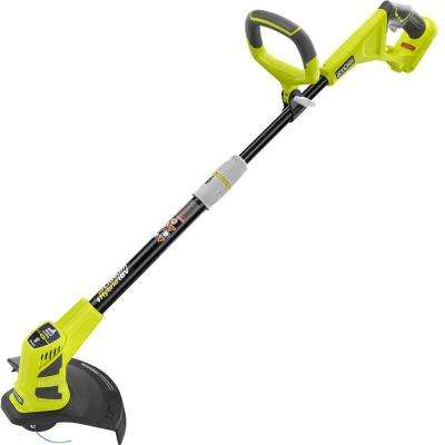 Reconditioned ONE+ 18-Volt Lithium-Ion Hybrid Electric Cordless String Trimmer/Edger - Battery and Charger Not Included