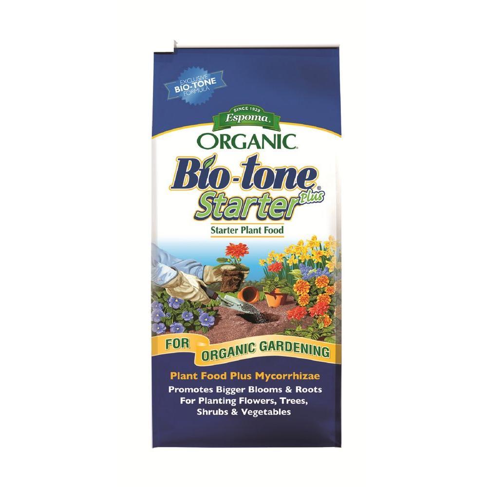 Espoma 4 lbs. Bio Tone Starter Plus Food
