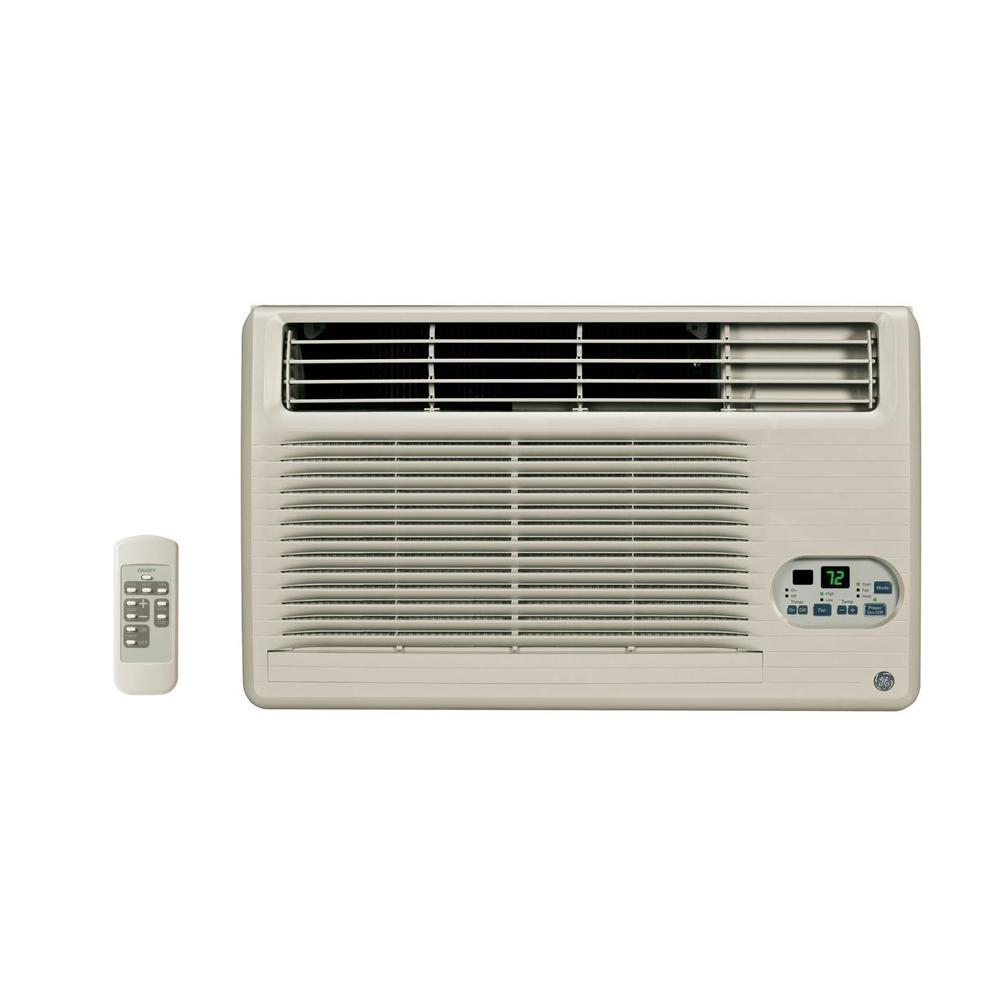 GE 9,900 BTU 230/208-Volt Through-the-Wall Air Conditioner ... on