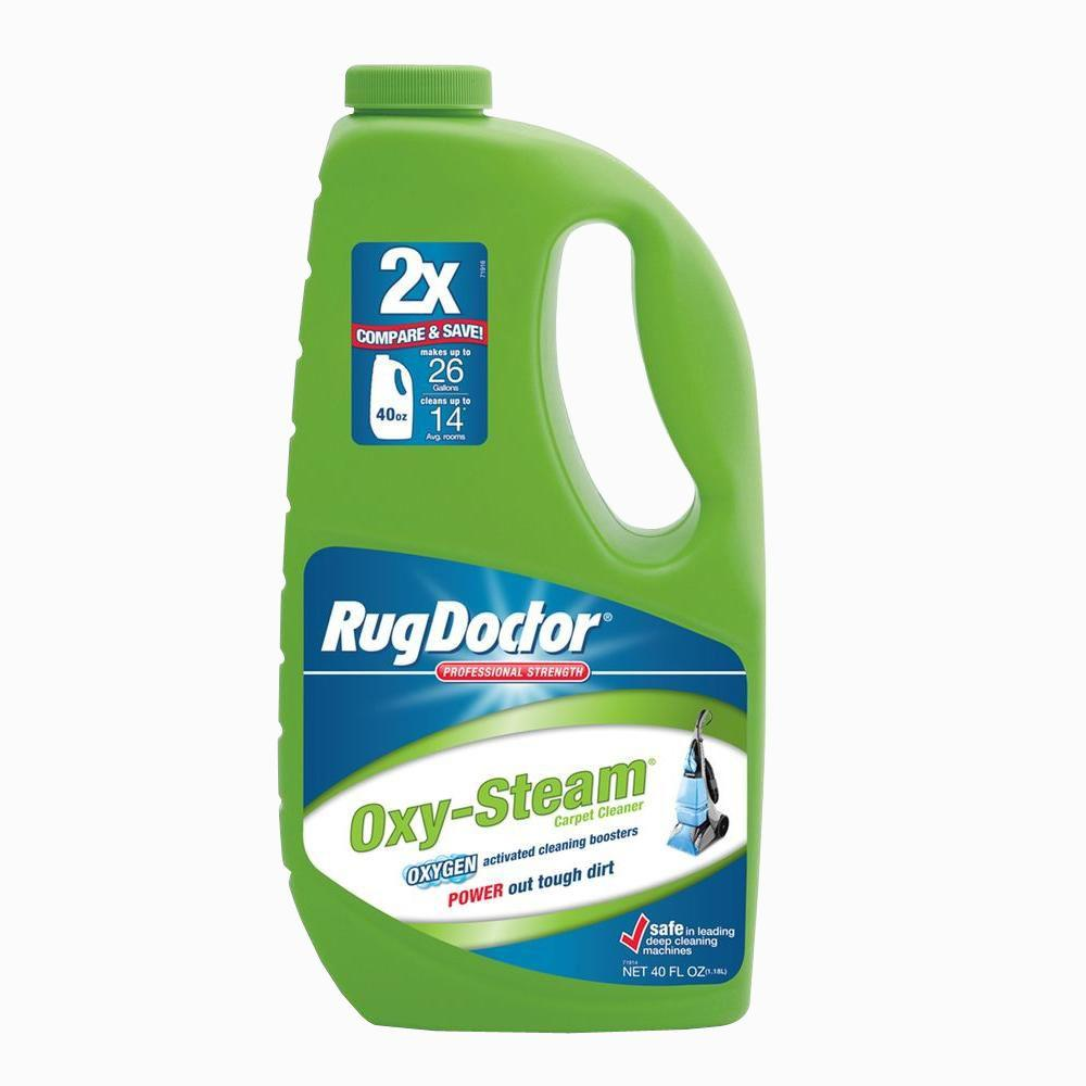 Rug Doctor 40 Oz Oxy Steam Carpet Cleaner
