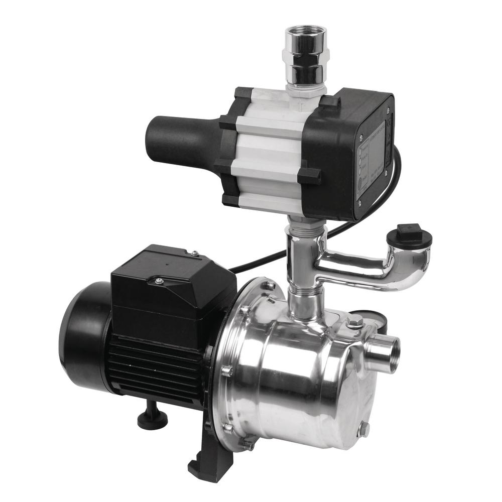 Aquapro 3 4 Hp Stainless Steel Automatic Booster Pump