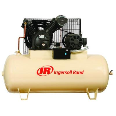 Type 30 Reciprocating 120 Gal. 10 HP Electric 230-Volt 3 Phase Air Compressor
