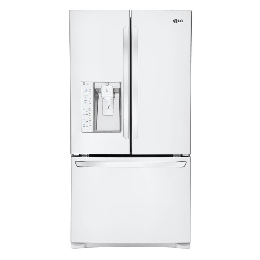 Lg Electronics 28 8 Cu Ft French Door Refrigerator In