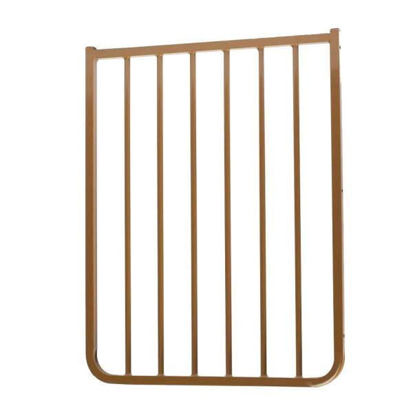 21-3/4 in. Extension for Stairway Special Outdoor Safety Gate in Brown