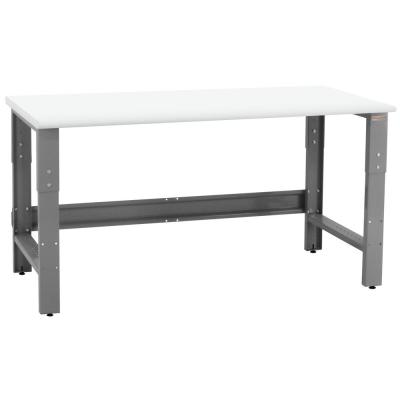 Roosevelt Series 3 ft. D x 6 ft. W Cleanroom Laminate 1,200 lbs. Capacity Workbench