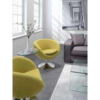 Modern - Blue - Polyester - Accent Chairs - Chairs - The Home Depot