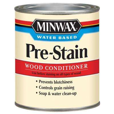1-qt. Water Based Pre-Stain Wood Conditioner (4-Pack)
