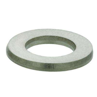 1/4 in. Stainless Steel Flat Washer (100-Piece per Box)
