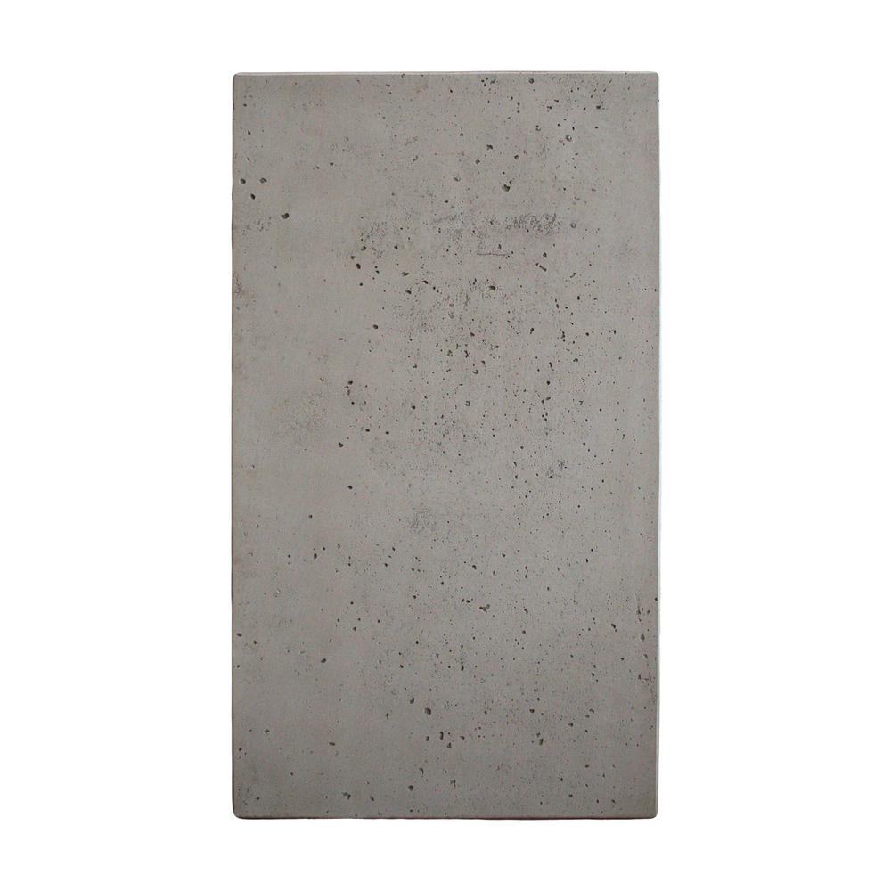 3/4 in. x 52 in. x 29-1/2 in. - Poliurethane Concrete Panel