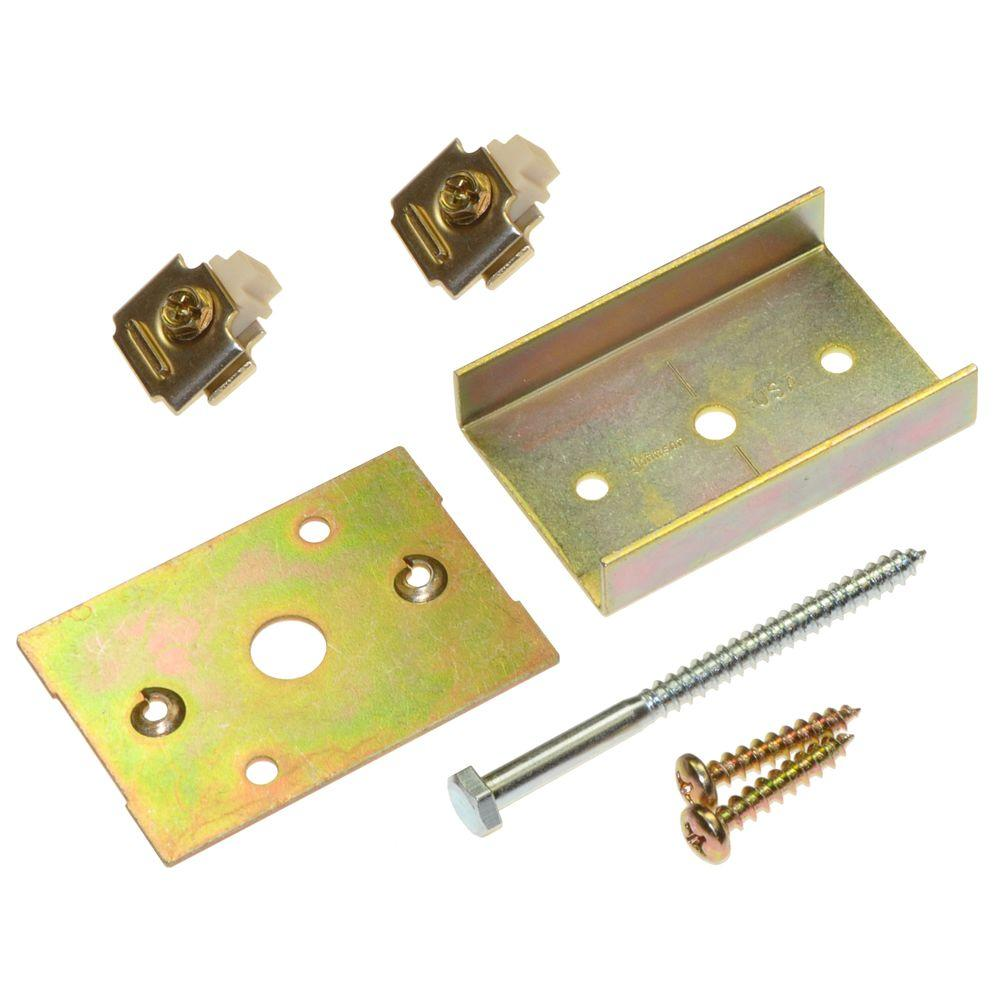 Johnson Hardware 1555 Converging Pocket Door Kit