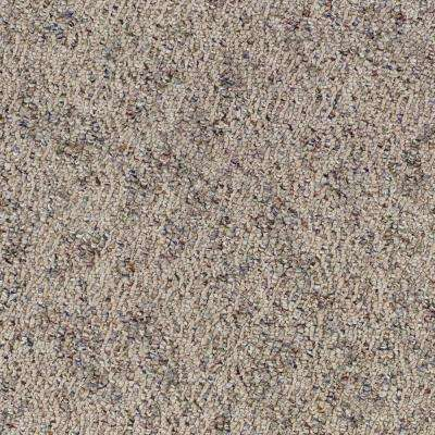 Kent - Color Cocoa Berber 12 ft. Carpet
