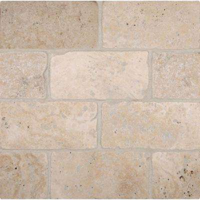 Rectangle Shower Floor Travertine Tile Natural Stone Tile