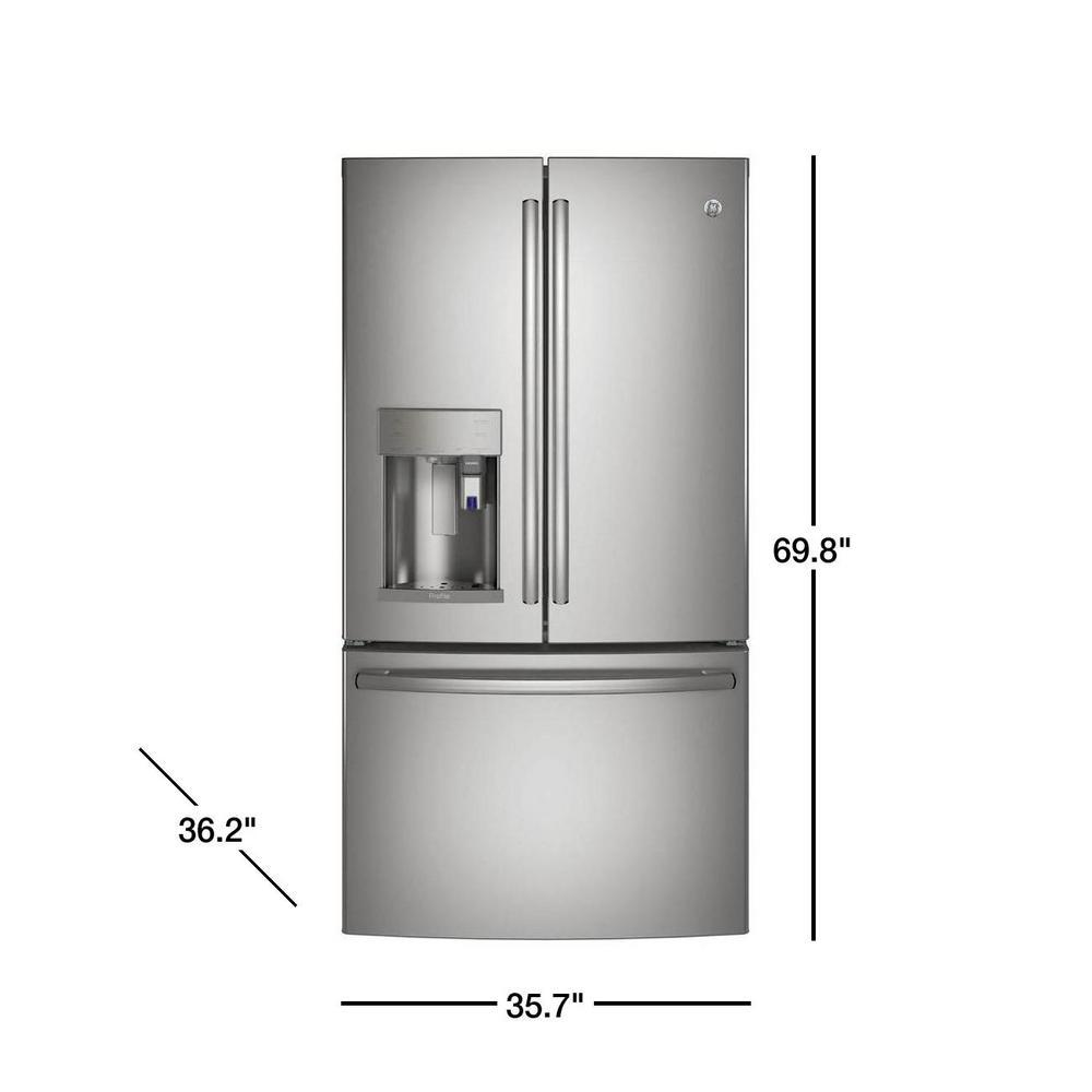 Smart French Door Refrigerator