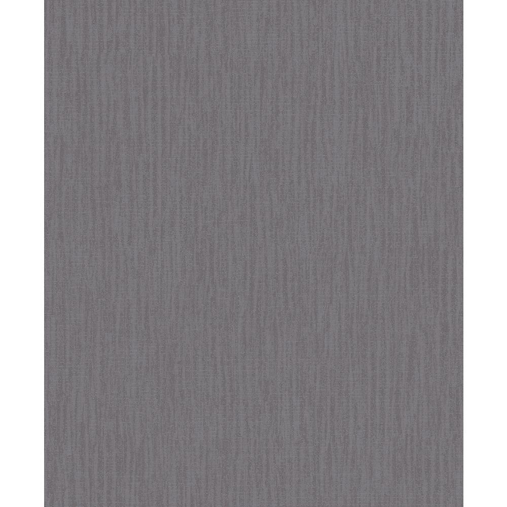 8 in. x 10 in. Raegan Grey Texture Wallpaper Sample