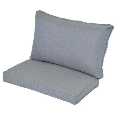 spa outdoor chair cushions outdoor cushions the home depot